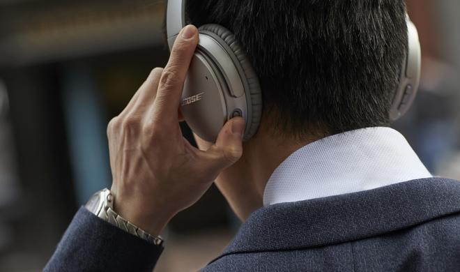QC35 II: Bose aktualisiert seinen beliebten Kopfhörer