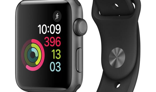 Jetzt schnell noch eine Series 2 Apple Watch im Ausverkauf erwerben