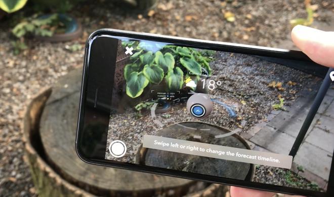 Video: Vier Apps mit Apples ARKit ausprobiert