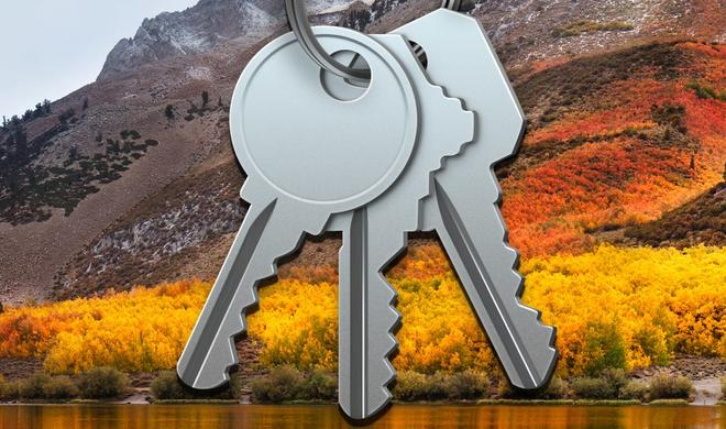 Sicherheitslücke im Schlüsselbund von macOS High Sierra bekannt geworden
