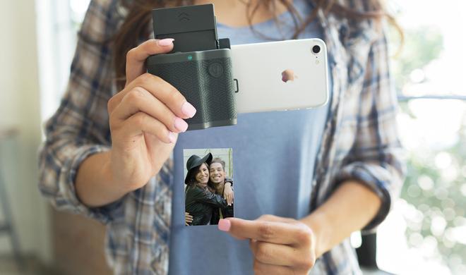 Minidrucker für iPhone, iPad und Mac im Test: Sofortbilder in der Post-Polaroid-Ära
