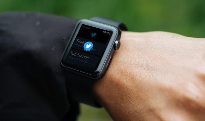 Twitter entfernt Apple Watch-App ohne Kommentar