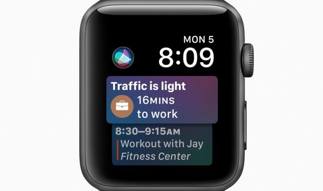 So funktioniert Musikstreaming und die Radio-App in watchOS 4.1