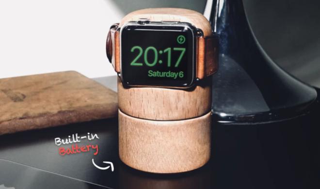 Totm+Travl: Die wohl intelligenteste Ladestation für die Apple Watch