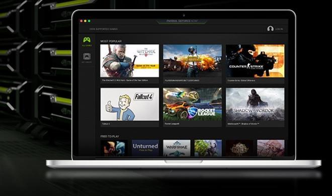 Nvidia macht Mac per Software zum Hochleistungs-Gaming-PC