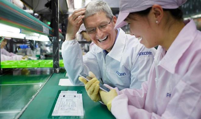 Streit um Patente: Qualcomm möchte iPhone-Produktion in China stoppen