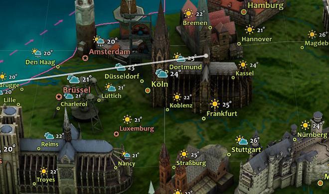 Geografie-Apps für iPad und iPhone im Test: Stadt, Land, Fluss