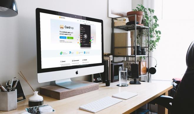 Cardhop ist neue Produktivsoftware für Adressen vom Fantastical-Entwickler