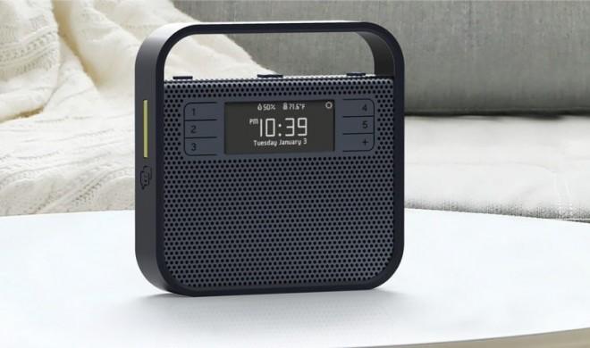 Triby IO ist ein smarter Lautsprecher mit HomeKit-Anbindung