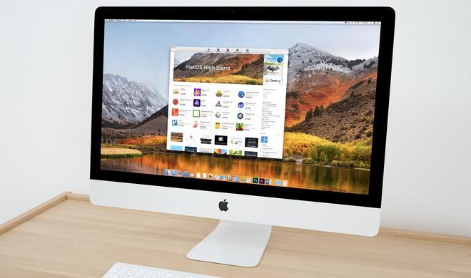 So deaktivieren Sie das Update-Banner für macOS High Sierra im Mac App Store