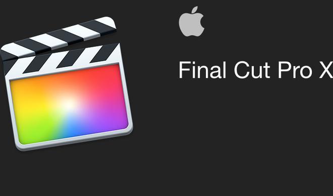 Neues Final Cut Pro X 10.4 kann VR und HDR