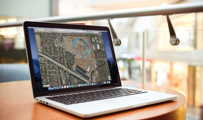 So nutzen Sie Tabs in Apples Karten-App am Mac