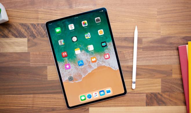 iPad Pro 2018: Redesign mit Face ID und überarbeiteten Apple Pencil sehr wahrscheinlich