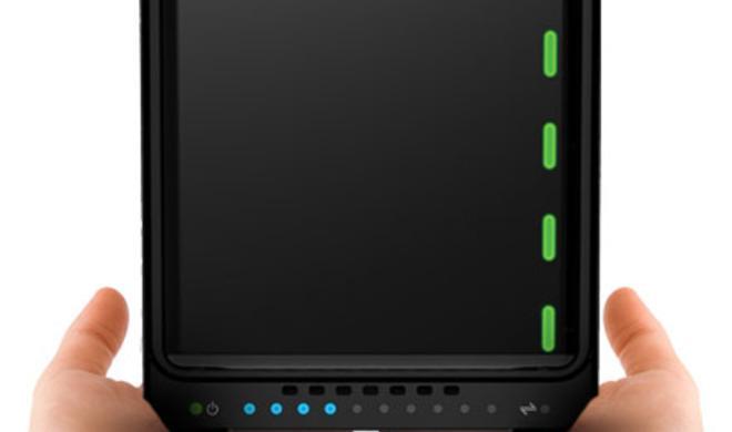 Im Test: Drobo 5N2 mit Platz für 5 Festplatten