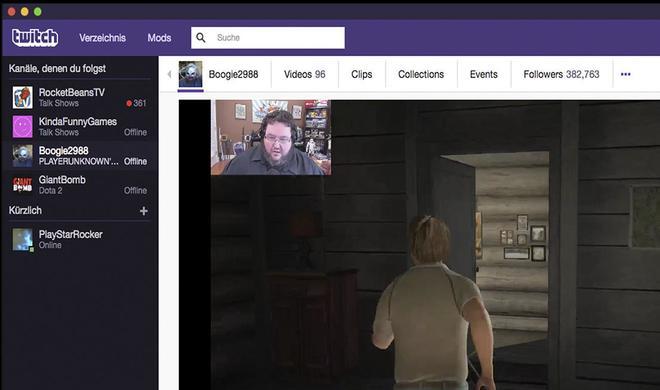 Das Youtube für Gamer: Was man über Twitch wissen muss
