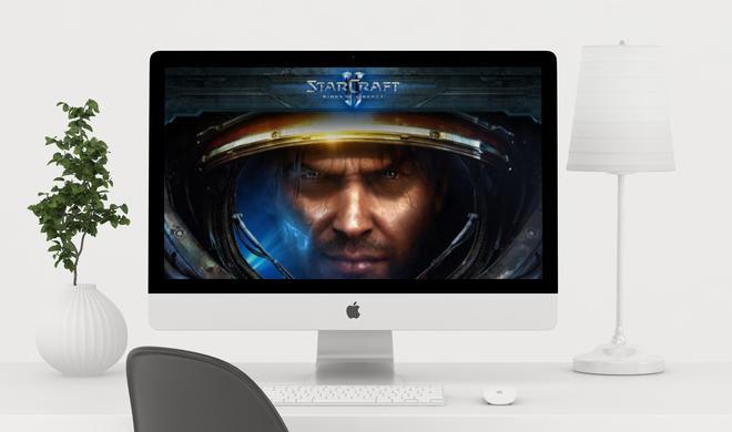 Gratis-Game: StarCraft II für den Mac ab sofort kostenlos spielbar