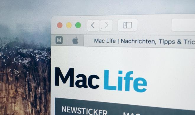 Safari am Mac: So sichern Sie eine Webseite als dauerhaftes Tab
