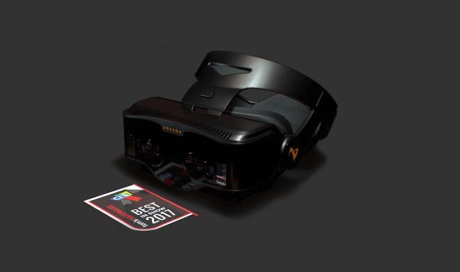 Apple schnappt sich kanadisches AR/VR-Startup Vrvana