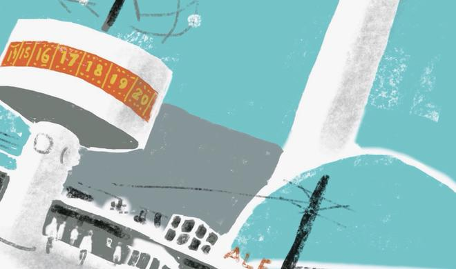 Apple feiert 10-jähriges Bestehen der Urban Sketchers
