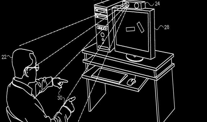 PrimeSense-Team von Apple experimentiert mit Mac-Gestensteuerung