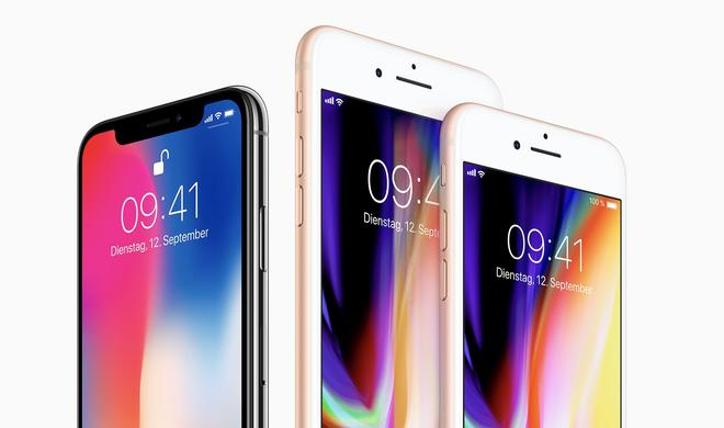 US-Stiftung Warentest gibt iPhone 8 bessere Noten als dem iPhone X