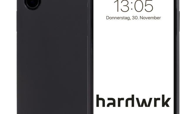 Satter Einführungsrabatt: hardwrk Premium Silikon Case für iPhone X für nur 9,90 Euro statt 13,90 Euro