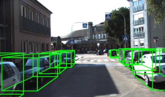 Apple zeigt seine Technik für autonome Autos
