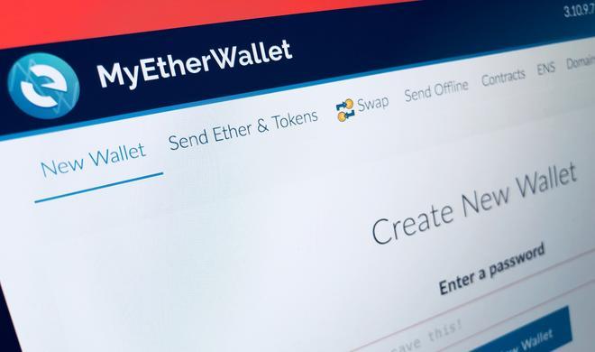 Wallet für Kryptowährung schummelte sich im App Store nach oben