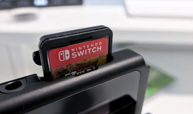 Nintendo Switch erreicht Meilenstein, Apple zuckt nicht mal