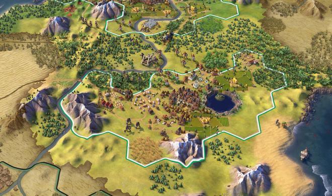 Strategiespiel-Schnäppchen: Civilization VI für Mac mit Gutschein günstiger