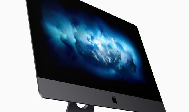 Seit heute im Handel: der neue iMac Pro mit mächtig Dampf unter der Haube