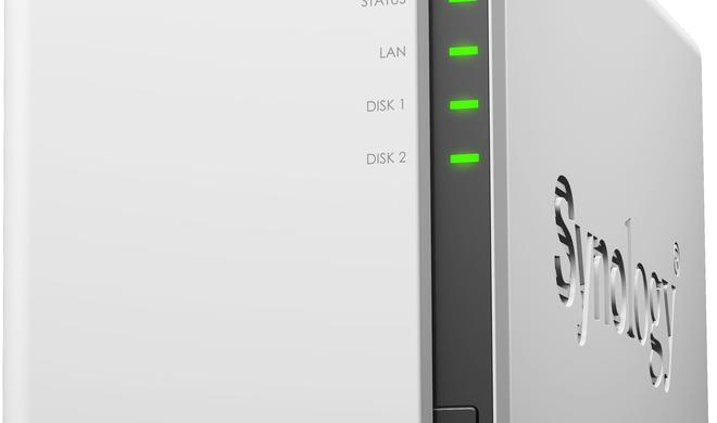 Synology Diskstation: Time-Machine-Backups auf einem Netzlaufwerk sichern