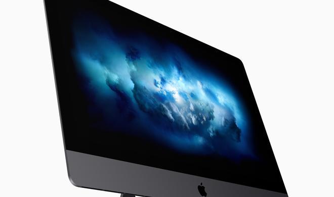 Profimaschine kommt früher als erwartet: iMac Pro mit 14 und 18 Kernen bald lieferbar