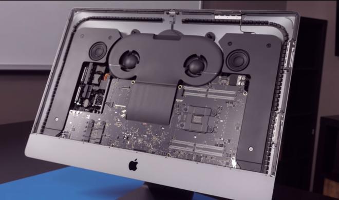 iMac Pro: Erster Teardown zeigt Innenleben und eine positive Überraschung