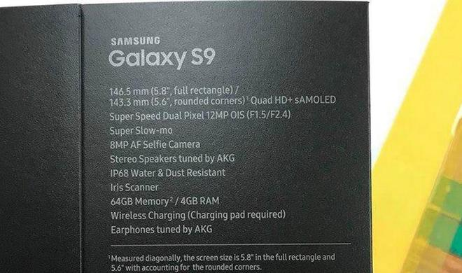 Führt das Samsung Galaxy S9 die Superzeitlupe ein?