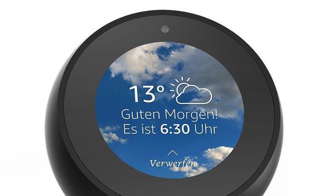 Amazon legt weiter vor: Echo Spot ab sofort in Deutschland vorbestellbar