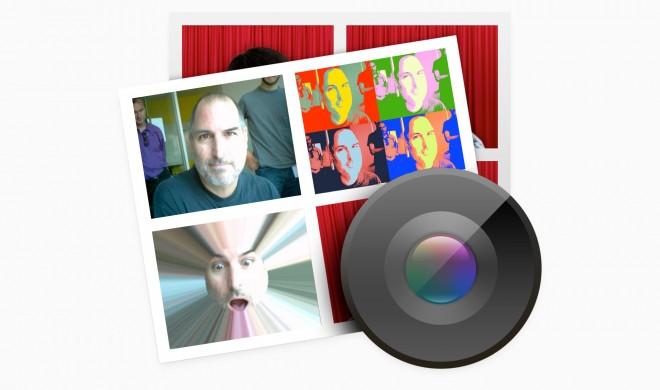 Hier versteckt Ihre Photo-Booth-Aufnahmen