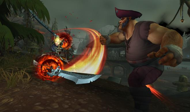 Blizzard startet Vorverkauf von World of Warcraft: Battle for Azeroth