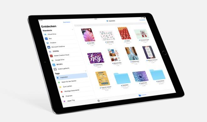 So verwalten Sie Ihre iCloud-Daten am iPhone oder iPad