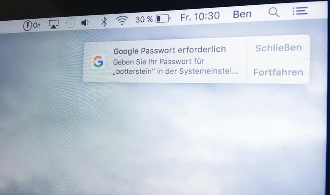 Mail am Mac fragt ständig nach dem Passwort - Deshalb sehen Sie ständig dieses Pop-Up
