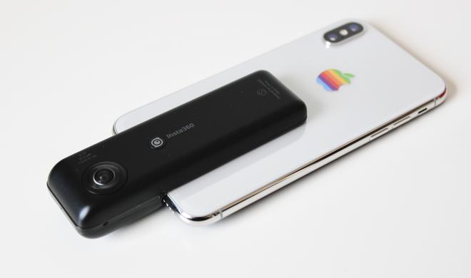 Test: Insta360 Nano S - Die kleine 360-Grad-Kamera zum Aufstecken