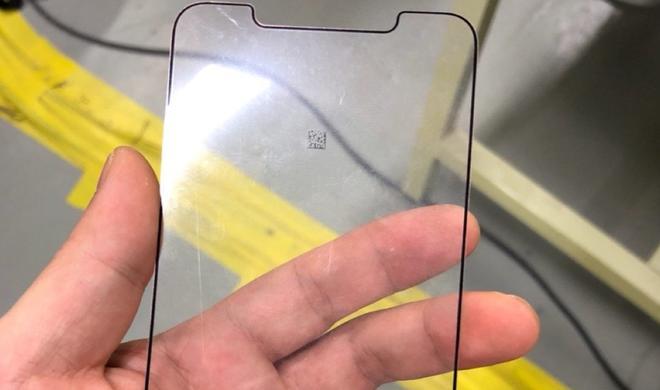 So soll das iPhone X Plus aussehen