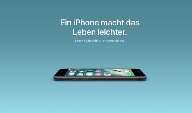 So möchte Apple Android-Nutzer zum Umstieg bewegen