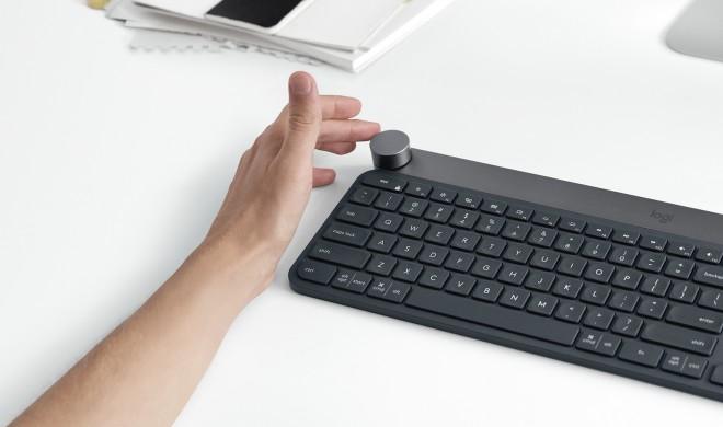 Logitech CRAFT: Flaggschiff-Tastatur erhält neue Funktionen