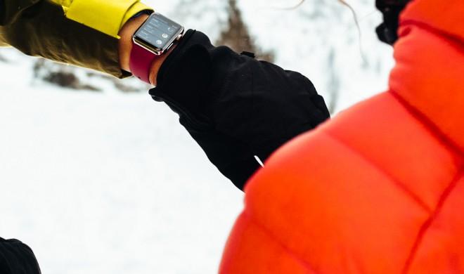 Apps für die Piste: Apple Watch zeichnet jetzt Ski- und Snowboard-Aktivitäten auf