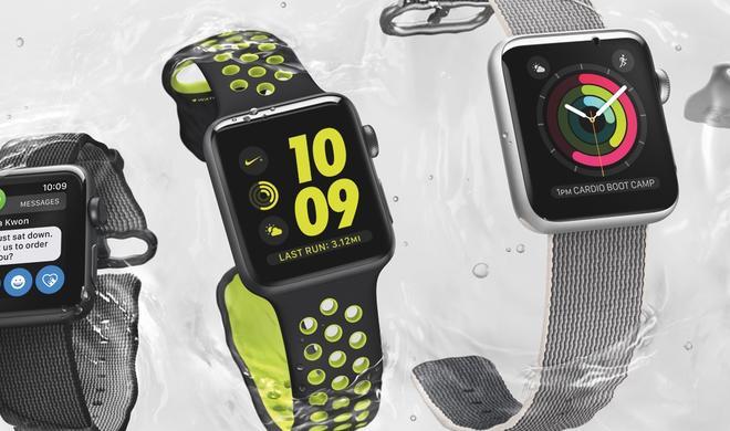 Apple Watch bringt Apple den Thron der Wearable-Hersteller
