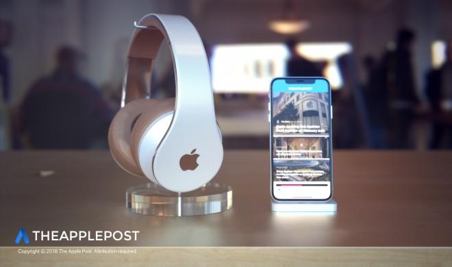 Sehen so Apples kommende High-end-Over-Ear-Kopfhörer aus?