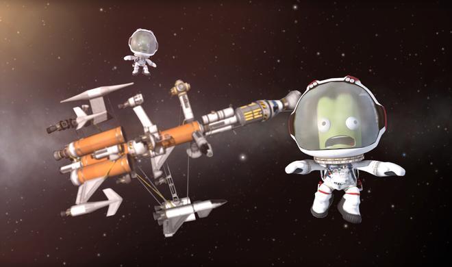 Kerbal Space Program: Weltraumsimulation erhält umfangreiche Erweiterung
