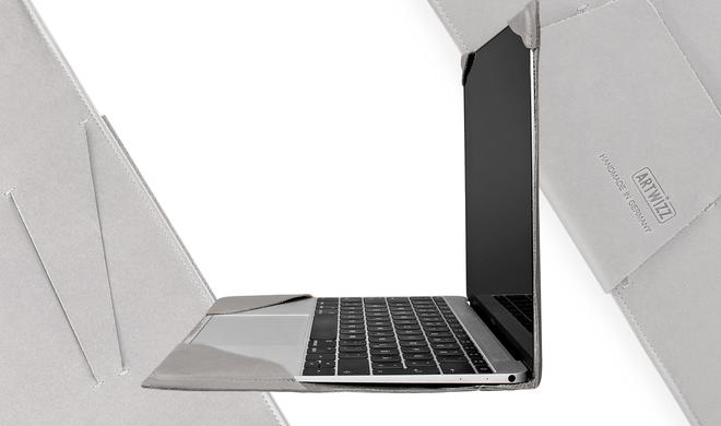 """Artwizz Leather Skin für MacBook 12"""" um die Hälfte reduziert"""