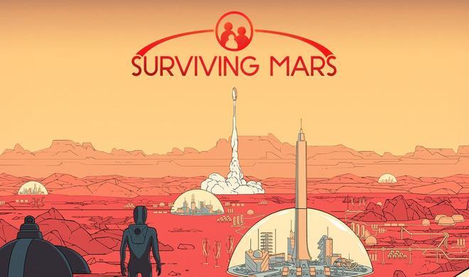 Sim City im Weltraum: Surviving Mars für den Mac veröffentlicht